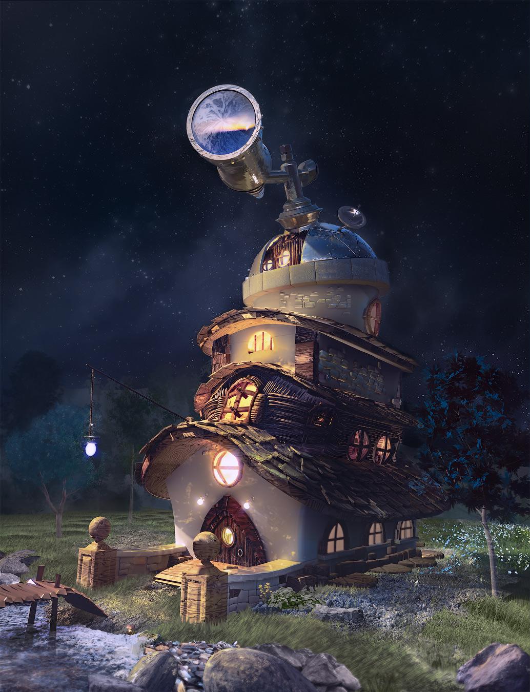 """Обсерватория"""""""